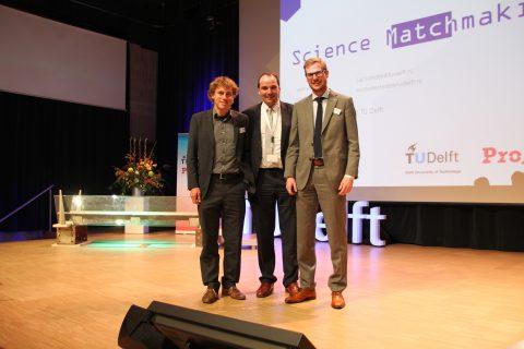 Science Matching, TU Delft, Rolf Dollevoet