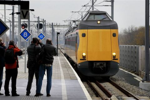 Hanzelijn, station, Lelystad