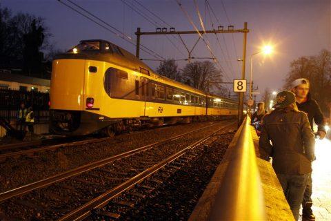 Ontsporing, intercity, Hilversum