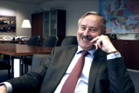 Simm Kallas, EU-commissaris voor Transport
