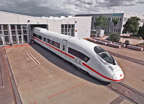 ICE, Velaro D, hogesnelheidstrein, Siemens