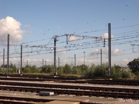 Bovenleiding, 3000 Volt, Antwerpen
