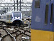 Sprinter, Intercity, treinen, NS
