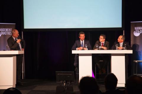 Discussie Rail en Logistiek congres