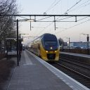 Intercity, NS, station Elst