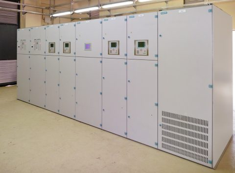 Gelijkstroom verdeelinrichtingen, Siemens
