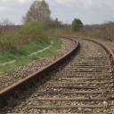 Spoorlijn tussen Nieuw-Amsterdam en Schoonebeek