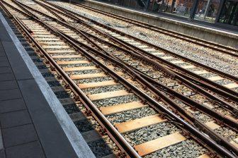 Wissels, rails