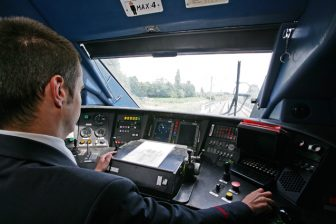 Thalys, ERTMS, foto: INEA, Europese Commissie