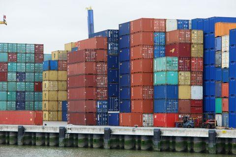Containers haven Rotterdam, foto: @Jan van der Vaart