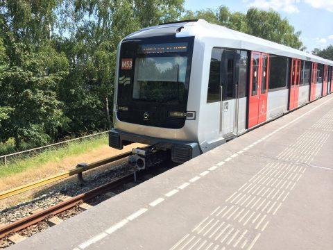 Metro, M5, Metropolis, Amsterdam, GVB