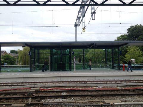Centraal Station, Deventer, perron