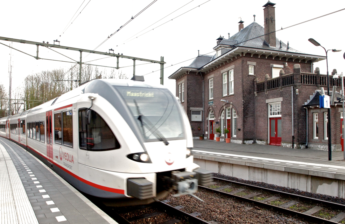 Veolia, trein, Limburg