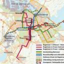 Metroverbinding, Schiphol,