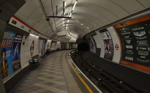 Metrostation, Londen