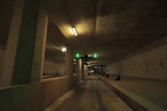 Drone, metroverbinding Noord/Zuidlijn