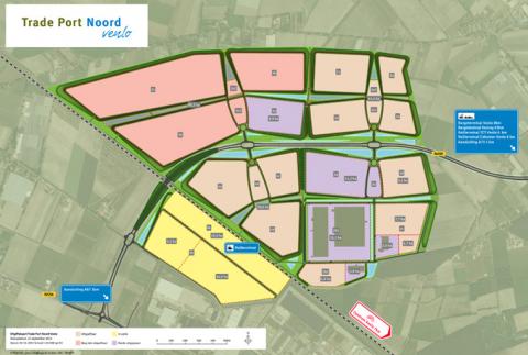 Trade Port Noord, Venlo