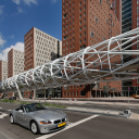 Station Beatrixkwartier, De Netkous, ZJA Zwarts & Jansma Architecten, foto: Rob 't Hart
