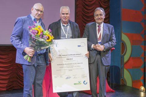 CO2-prestatieladder, uitreiking, 500e certificaat, foto: Floris Scheplitz