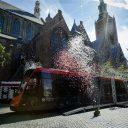 Avenio-tram, Den Haag
