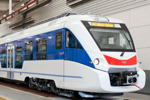 CAF, trein