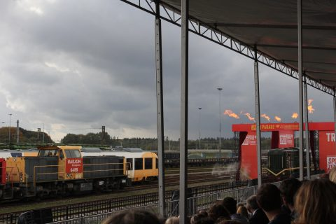Treinenparade, SpoorParade Amersfoort