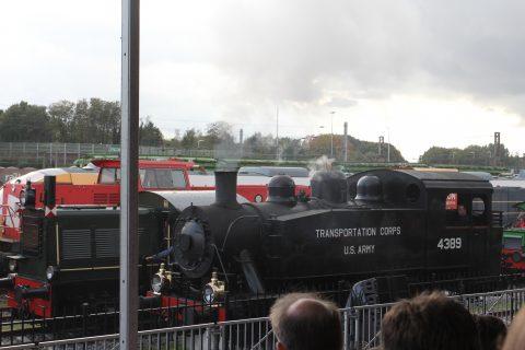 Historische trein, SpoorParade Amersfoort
