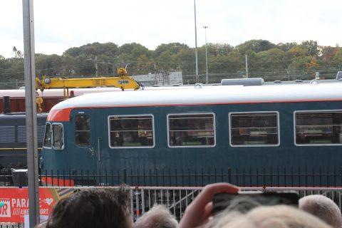 De Blauwe Engel, SpoorParade Amersfoort