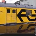 Meettrein, TU Delft, Railbouwkunde,