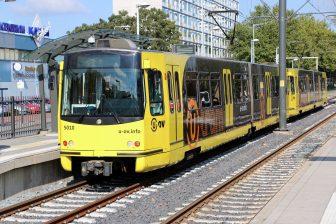 Tram, U-OV, Utrecht