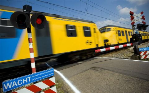 Spoorwegovergang, Waddinxveen