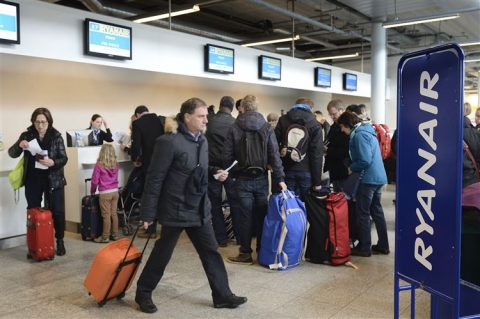 Eindhoven Airport, passagiers