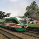Spoorvervoerder Suriname
