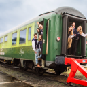 NS zet een oude wagon op 3FM Serious Request veiling