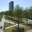 TU Delft, campus, universiteit