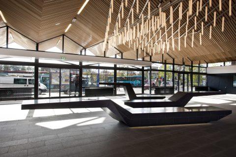 Station Gorinchem, stationshal
