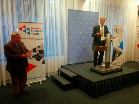 Hans de Boer, voorzitter, VNO-NCW