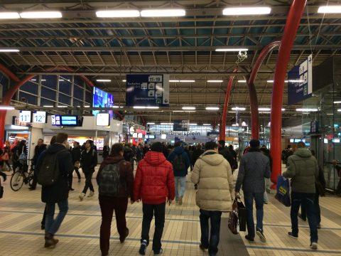 Utrecht Centraal, station