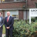 Johan Blaas, directeur, ProMedia Group, Johan Haarhuis, directeur, Europoint