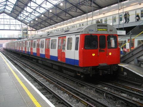Metro, D78, London Underground