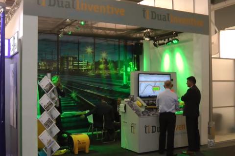 Dual Inventive, stand, InnoTrans 2014