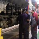Mbo-opleiding, Railvoertuig Onderhoudsmonteur, remise, RET