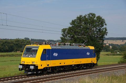 TRAXX-locomotief, NS