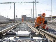Werkzaamheden, SBB, spoorinfrastructuur