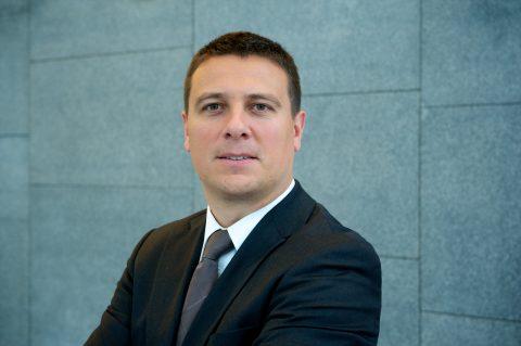 Geert Pauwels, directeur, NMBS Logistics