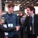 Arcadis, winnaars, Young Innovation Award, RailTech 2015
