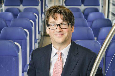 Wim Fabries, directeur ERTMS, ministerie voor Infrastructuur en Milieu