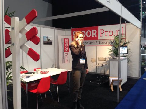 Marieke van Gompel, SpoorPro, RailTech, vakbeurs, vakblad
