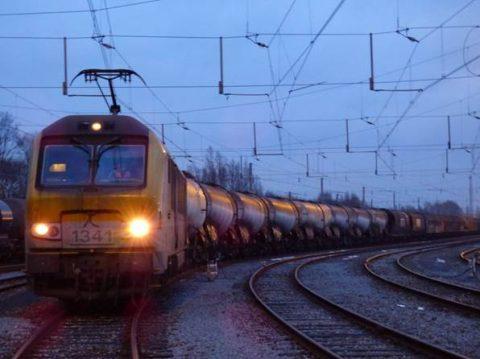 Swiss Xpress, spoorverbinding België-Zwitserland, NMBS Logistics