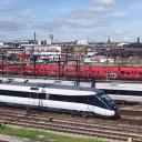 DSB, spoorwegen, Denemarken